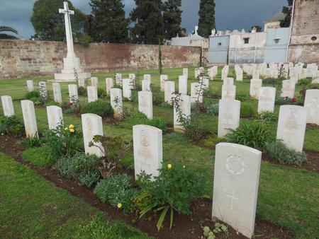 Taranto Town Cemetery Extension, Italy 2