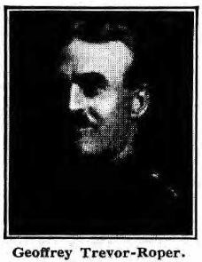 Profile picture for Geoffrey Trevor-Roper