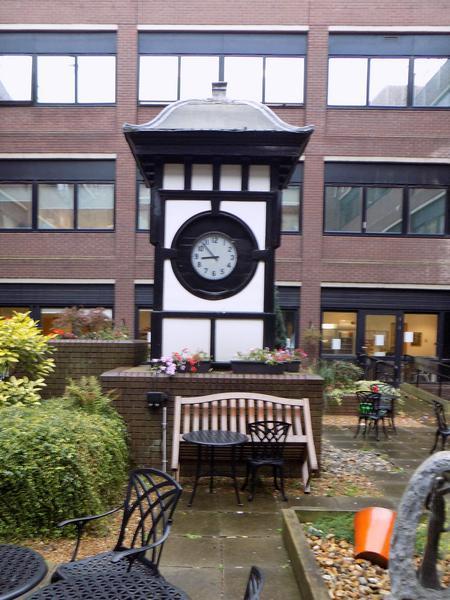 Original Clock Tower