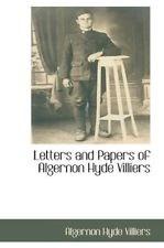 Profile picture for Algernon Hyde Villiers