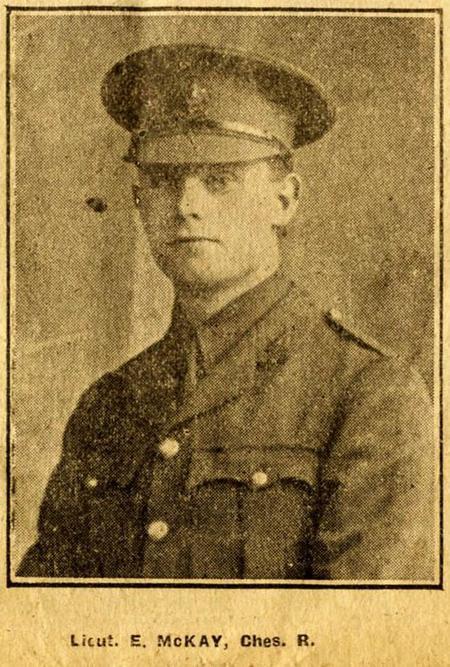 Profile picture for Ernest Mckay