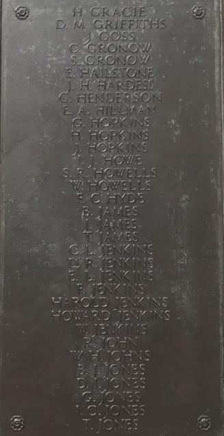 Bridgend War Memorial