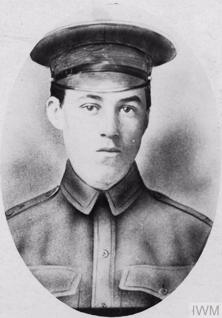 Private James William Harrington 4128