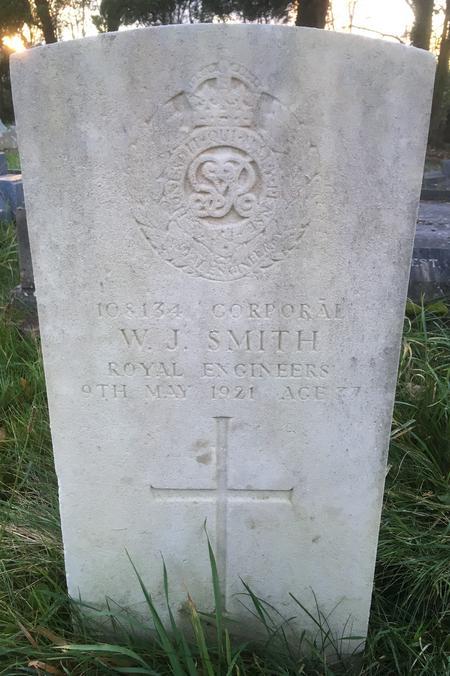 Profile picture for William John Smith