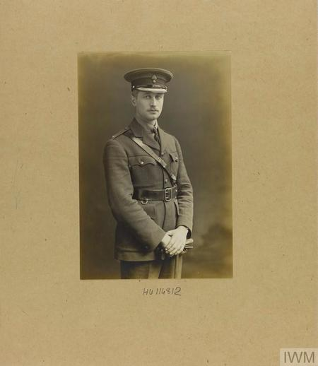 Lieutenant Leonard Gustav Byng MC 2080