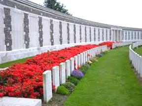 Tyne Cot Memorial, Tyne Cot Cemetery Passchendaele