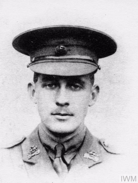 Lieutenant Henry Cyril Thorne