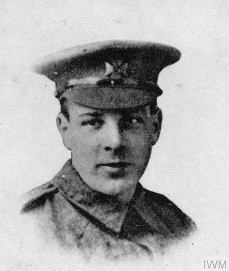 Rifleman Harry Battye C/7452