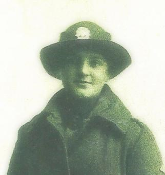Profile picture for Frances Hildred Mitchell
