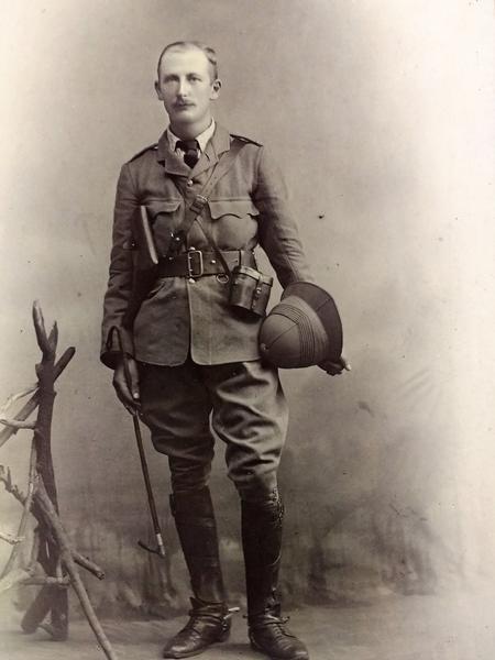 Profile picture for Harold Arthur David Richards