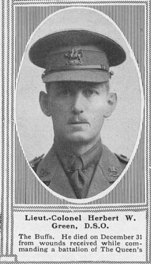 Profile picture for Herbert Walter Green