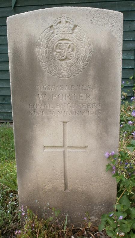 Profile picture for William Porter