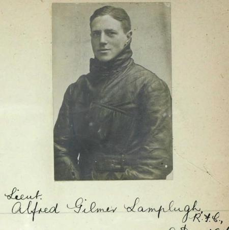 Profile picture for Alfred Gilmer Lamplugh