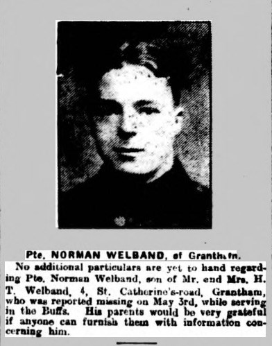 Grantham Journal 23 June 1917