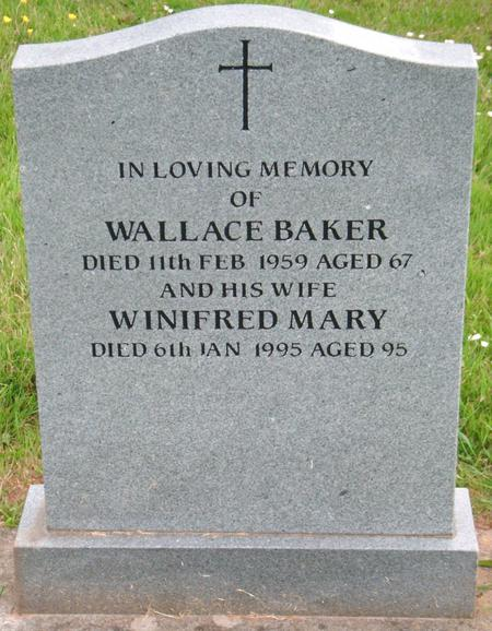 Profile picture for Wallace Baker