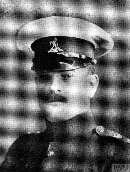 Lieutenant Horatio John Vicat