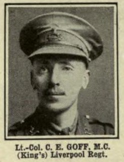 Profile picture for Charles Edward Goff