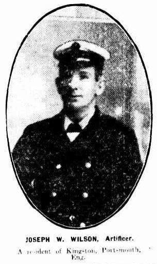 Profile picture for Joseph William Wilson