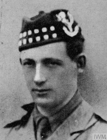 Second Lieutenant Alexander John Neeve Williamson