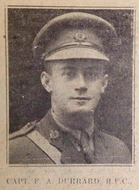Profile picture for Francis Albert Durrad