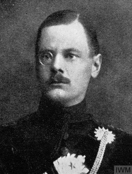 Captain Ronald Hugh Walrond Rose MID