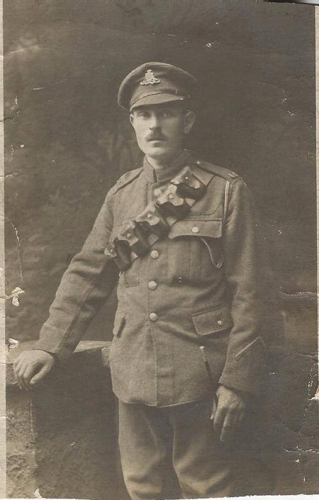 Profile picture for William Francis George Peavot