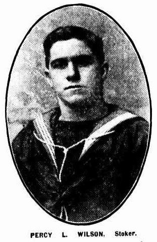 Profile picture for Percy Lawrence Wilson
