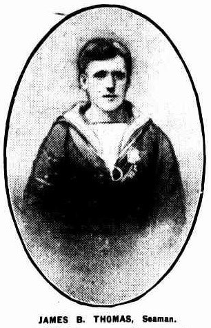 Profile picture for James Benjamin Thomas