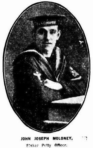 Profile picture for John Joseph Moloney