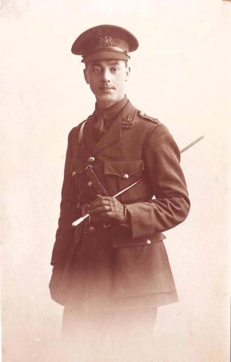 Profile picture for Samuel Benjamin Yates