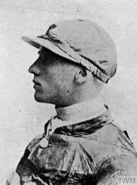 Captain Charles Paget O'Brien-Butler