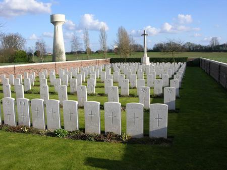 Red Cross Corner Cemetery, Beugny, Pas de Calais 2