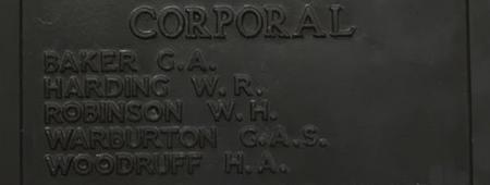 Plymouth Naval Memorial Panel 7