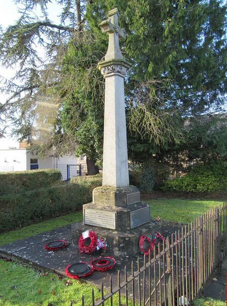 Ashchurch Parish War Memorial