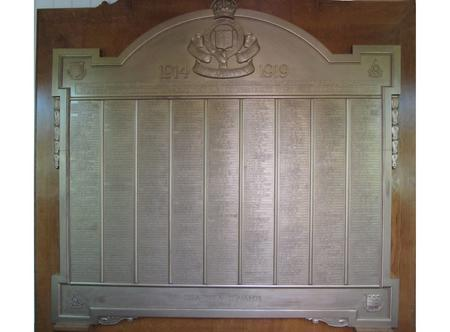 War Memorial of the Royal Army Ordnance Corps