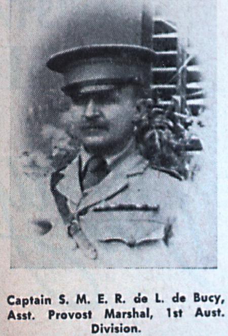 Profile picture for Bucy The Marquis Sergius Mortimer Emanuel Rouault De Longueville De