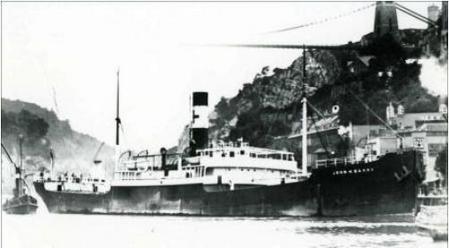 SS John H Barry