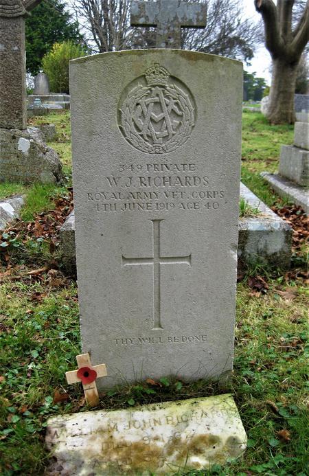 Profile picture for William John Richards