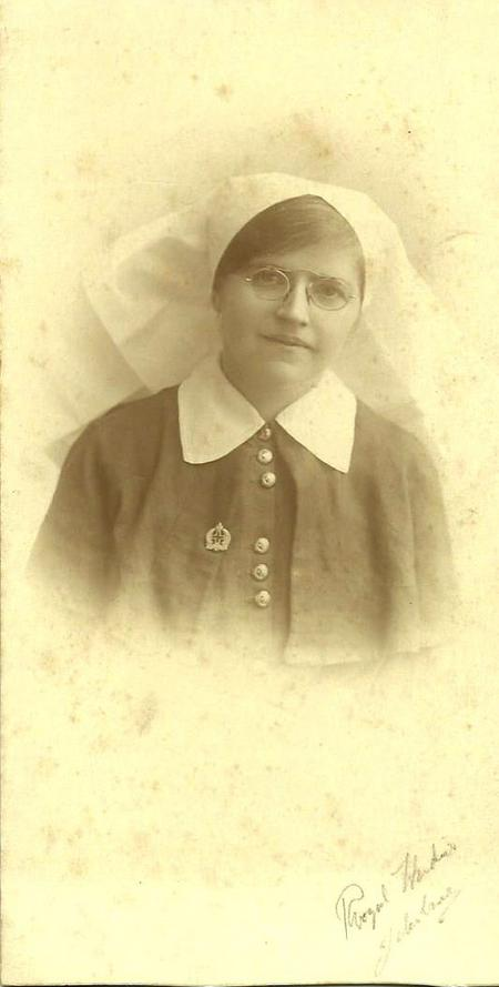 Profile picture for Mabel Wright