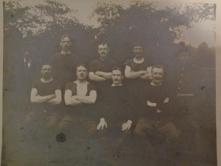 Boxing squad