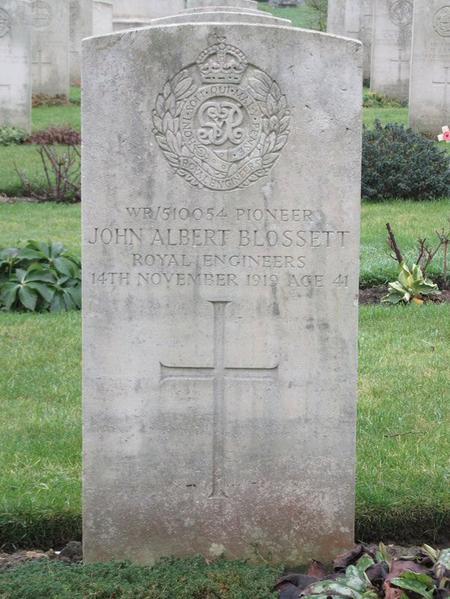 Profile picture for John Albert Blossett