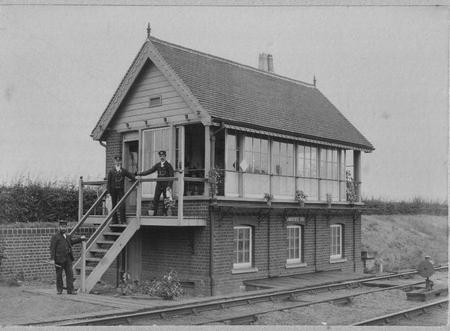 North Fambridge Signal Box