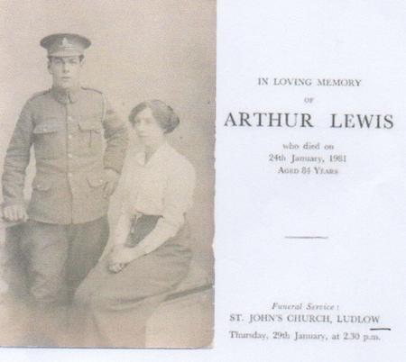 Profile picture for Arthur Lewis