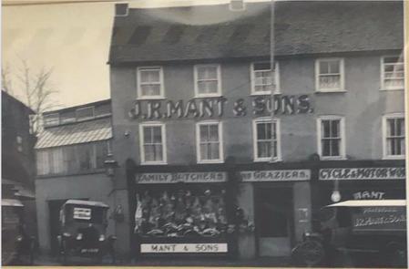 Mant Butchers Shop, Emsworth.