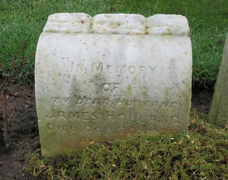 Grave in Gloucester