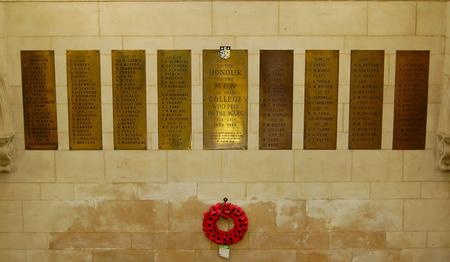 City of Leeds Training College war memorial