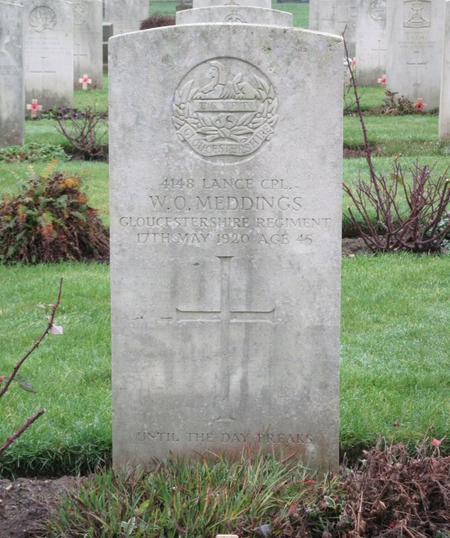 Profile picture for William Owen Meddings