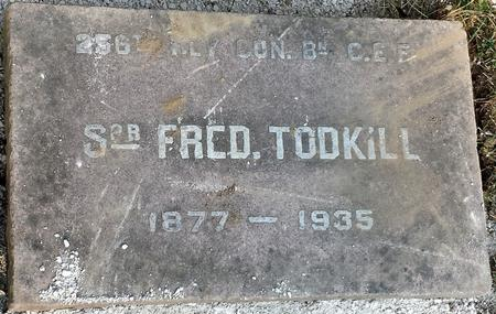 Profile picture for Fred Todkill