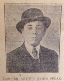 Profile picture for Arthur James Speake
