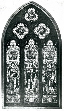 Bethlehem Unitarian Church War Memorial Window